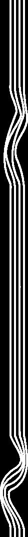 PBU profilelement - vertikale linjer
